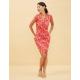 robe yriana rouge